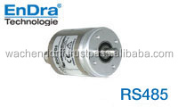 Absolute shaft encoder; magnetic; RS485 WDGA 36ASynchro flange;Housing: diameter 36 mm