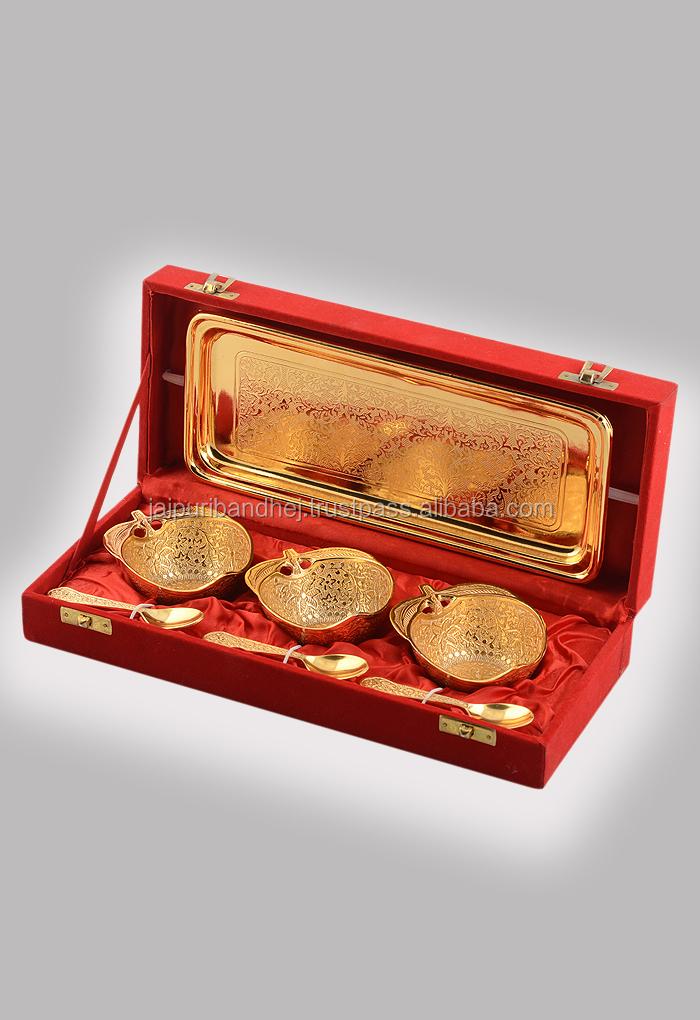 Latest brass handicrafts home decor decorative item