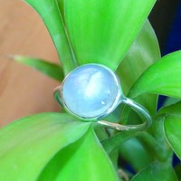 Magical Style !! Rainbow Moonstone 925 Sterling Silver Ring, Wholesale Silver Jewelry For All Occassions, Handmade Gemstone Ring