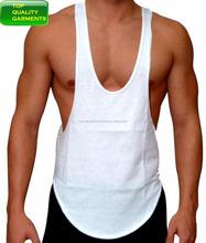 0c0f8c6c9b Add to Favorites. Gym Stringer Men Boys Tank Top White Sports Workout Slim  Fit Cotton Stretch Logo Print Stringer Quality T-Shirt ...