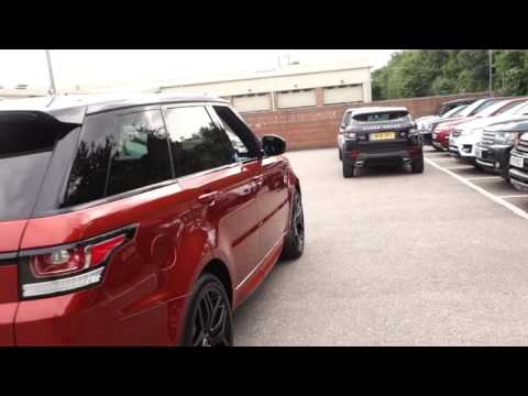 KY63XRS Land Rover Range Rover Sport 3.0 SDV6 Autobiography Dynamic 3l LANCASTER LAND ROVER MK