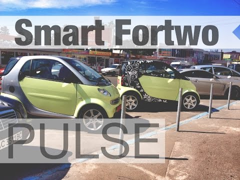 Smart Fortwo Pulse Softouch.Germany