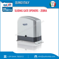 Italian 300kg to 600kg Weighing Capacity Sliding Gate Openers