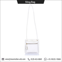 Wide Range of Fine Quality Trendy Leather Sling Bags for Women