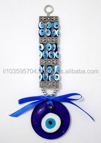 Evil Eye Wall Hanging blue glass evil eye wall hanging - buy wall hanging glass,evil eye