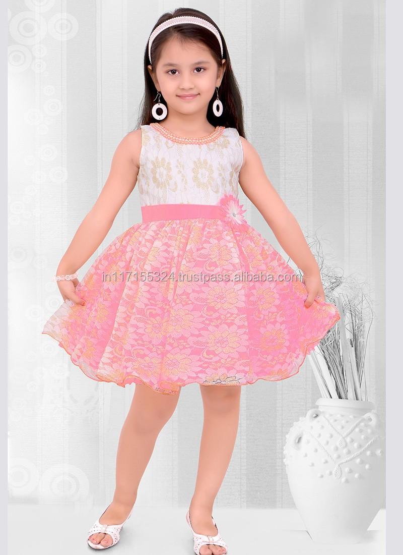 Últimas Diseño Vestido Boutique Del Bebé Neto Ropa Primavera Niños ...