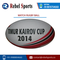 High Quality Match Rugby Ball Selling by Well Known Dealer at Popular Price