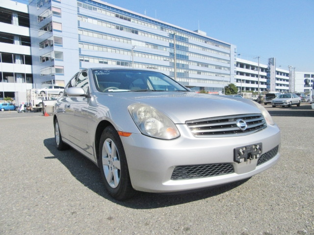Reliable and High quality used nissan skyline