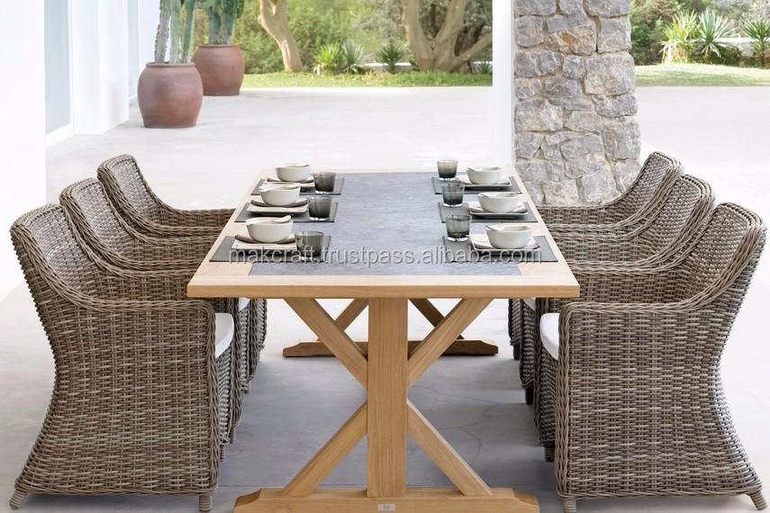 Arredo giardino rattan online su luxurygarden von luxurygarden