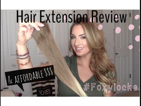 Cheap affordable hair extension find affordable hair extension get quotations foxy locks ombre hair extension review affordable and high quality pmusecretfo Images