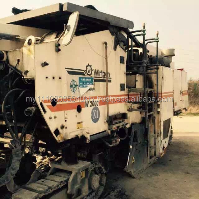 used Wirtgen W2000 Cold Milling Machine/call 0086--159016113598