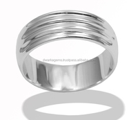 925 Sterling Silver Ring Bands 925 Sterling Silver Jewelry From India