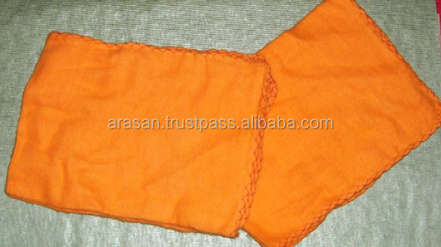 Flannel duster cloth