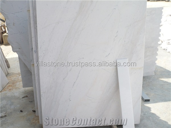 STATUARIO WHITE MARBLE TILES AND SLABS FOR FLOOR