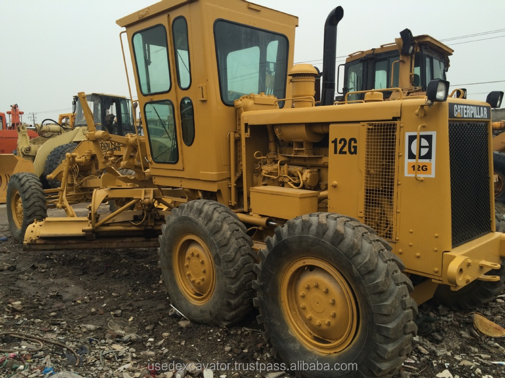 Small Motor Grader For Sale Caterpillar Motor Grader 12g