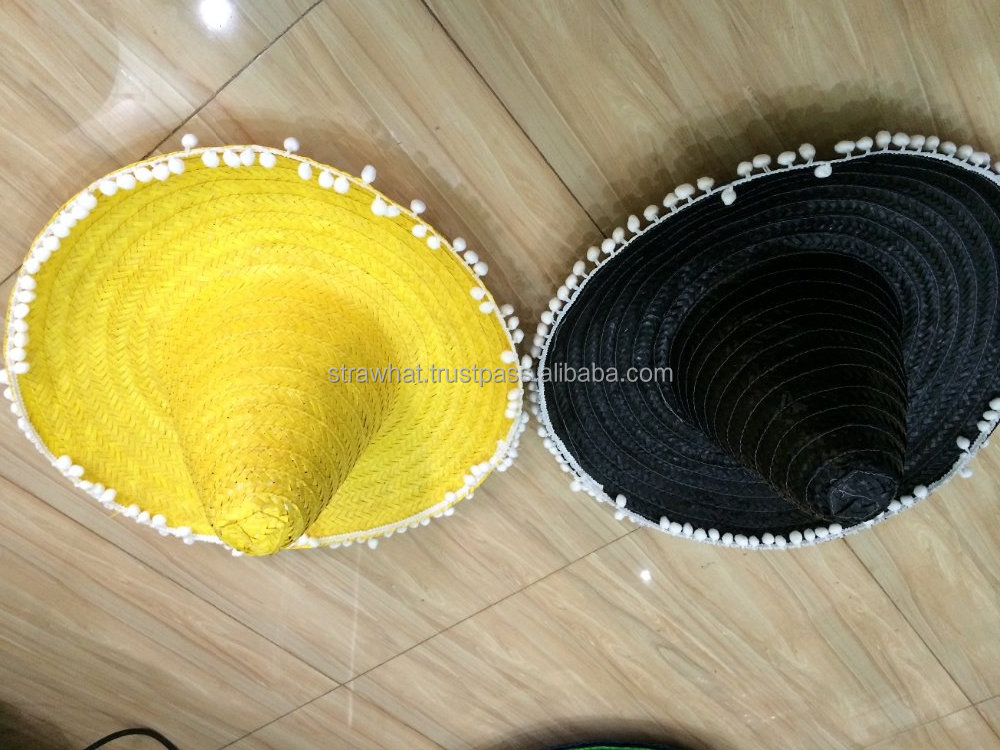straw mexican hat
