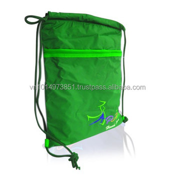 Wholesale Promotional Polyester Drawstring Bags | Travelling backpack 2015