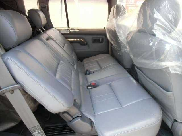 1998 Toyota Land Cruiser Prado Full Leather Seats