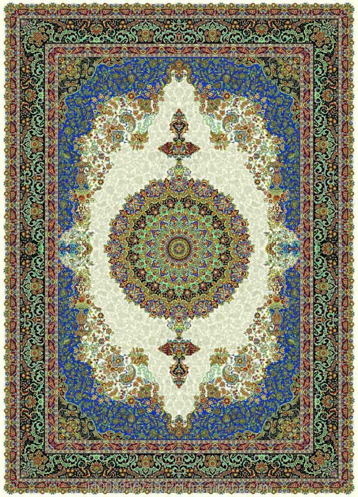 Machine Made Persian Rugs Home Decor