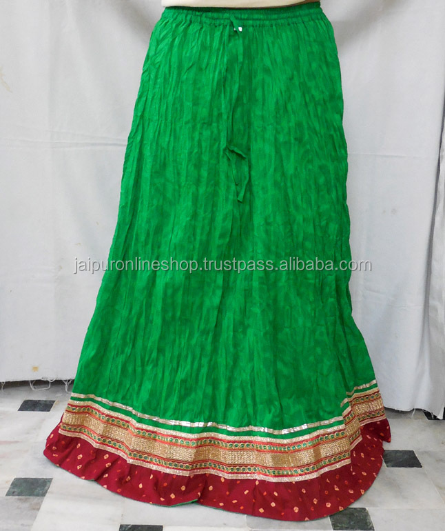 Womens Wear Long Skirt Indian Ladies Wear Skirt Designer Long ...