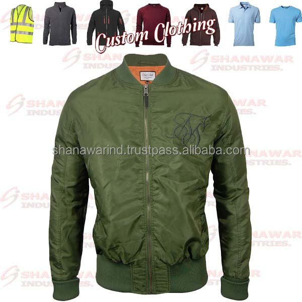 Custom Flight Jacket, Custom Flight Jacket Suppliers and ...