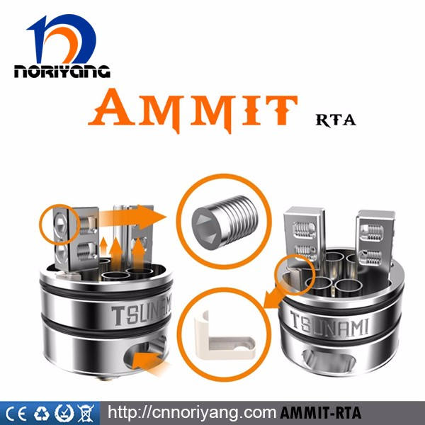 New Arrival 3.5ml Geekvape Ammit RTA Atomizer