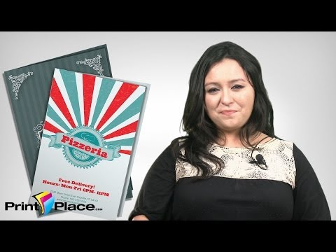 How to Design Restaurant Menus | Tips from PrintPlace.com