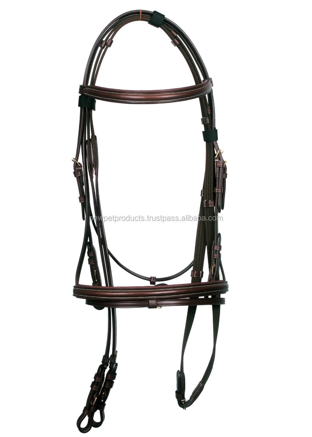 Padded Clincher Horse Bridle