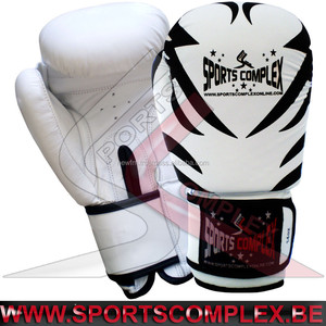 Boxing Gloves Fancy Tattoo Print Muay Thai Kickboxing Fitness MMA Sparring Practice Punching Bag Gloves Stock in Belgium Europe