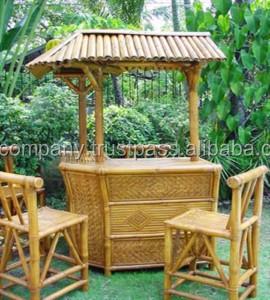 Wholesale Bamboo Bar Natural Bambus Bar Bamboo Gazebo Bamboo