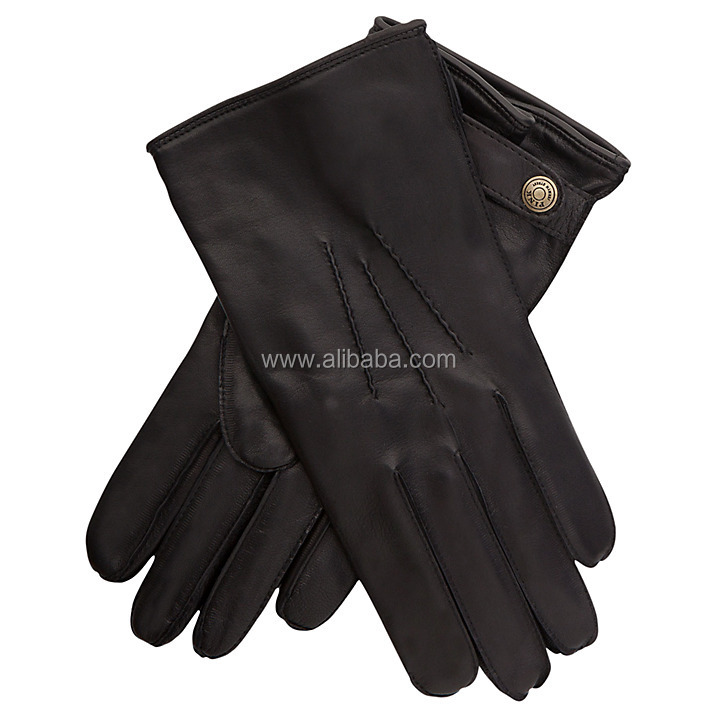 Hand Made by Professional Artisans Beautifully Crafted Dress gloves/