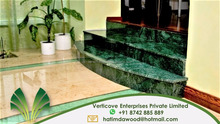 Indian Green Marble Stairs and Steps