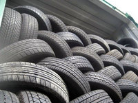 Used car tires scrap from Germany and Japan