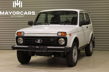 LADA NIVA 4x4 URBAN 3-Door - EXPORT READY