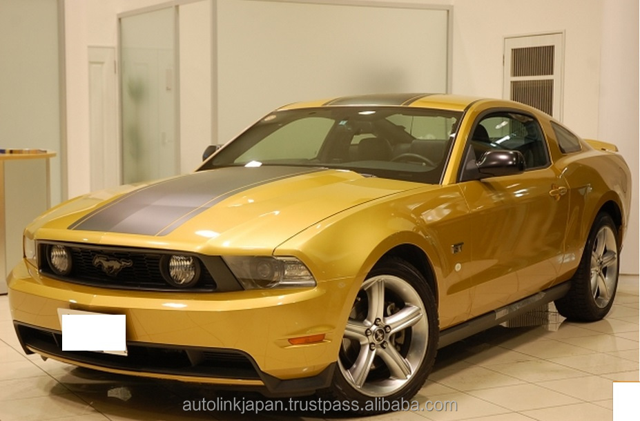 Mustang Dorado >> 2010 Ford Mustang Gold Buy 2010 Ford Mustang Product On Alibaba Com