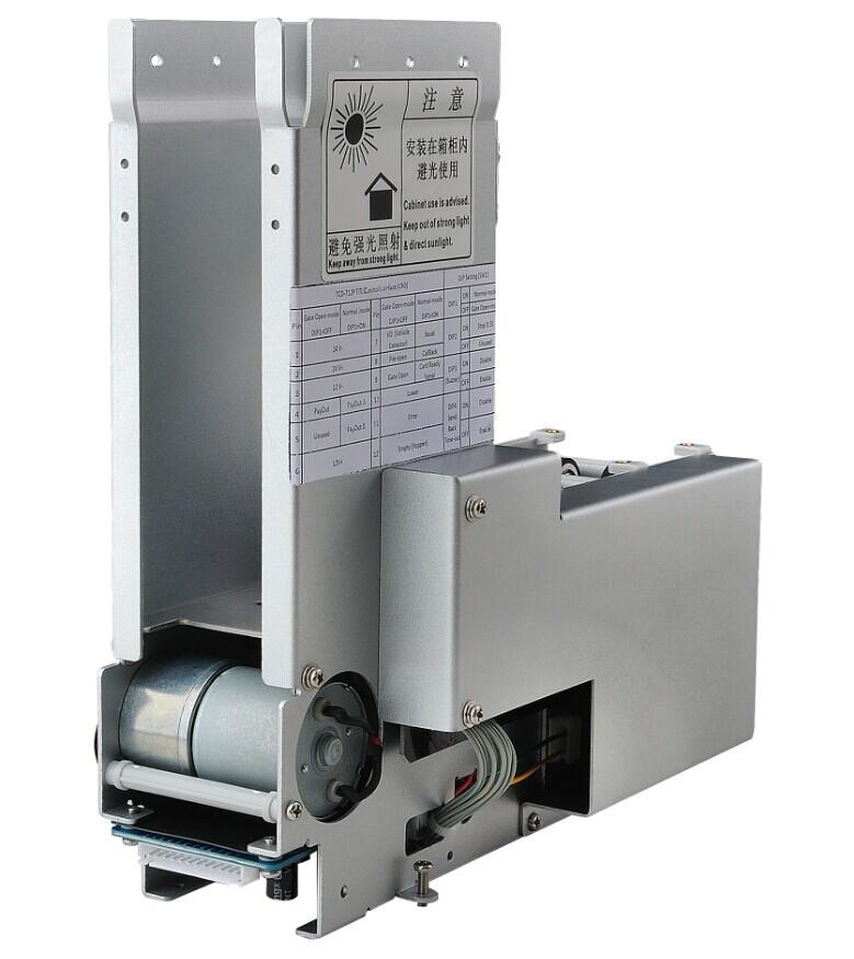 Automatic Visiting Card Dispenser,Arduino Card Dispenser - Buy ...