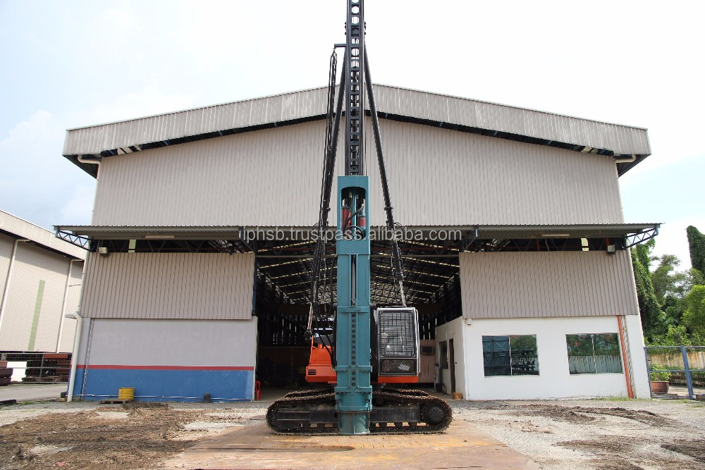 Iph750 4 0 Tons Hydraulic Piling Machine - Buy Pile Driving  Machine,Hydraulic Piling Hammer,Hydraulic Pile Driver Product on Alibaba com