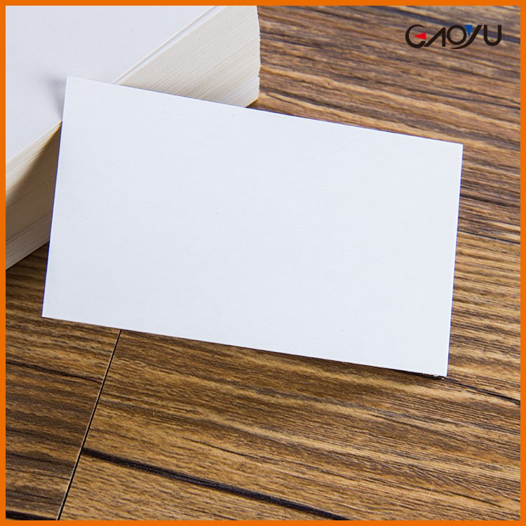 Hot Sale Simple Retro Kraft Paper Blank Rounded Box DIY Graffiti Card/Postcard Word Card