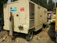 USED doosan diesel Rotary Screw Air Compressor for sale china