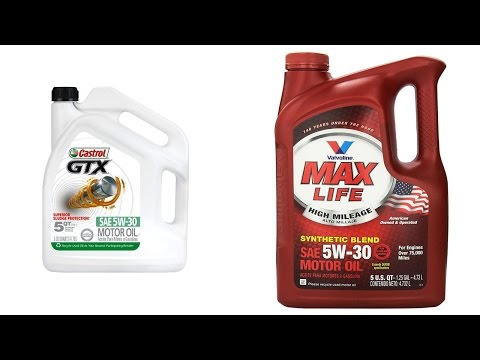 Top 5 Best Motor Oil Brand Reviews 2016 Best Car Oil Brand Best Oil Brand
