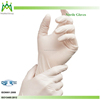 White color nitrile household gloves/ Powder Free Nitrile Examination Gloves/ nitrile chlorinated glove