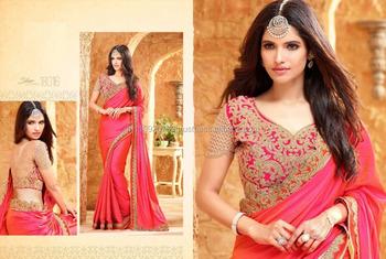 0f35747e700 Rich Look Party Wear Saree Online - Buy Designer Sarees