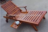 Outdoor Sun Lounger Chaise Garden Chair Furniture Patio Recliner ...