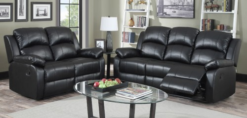 Recliner Sofa Set Leather 3 2 Product On Alibaba