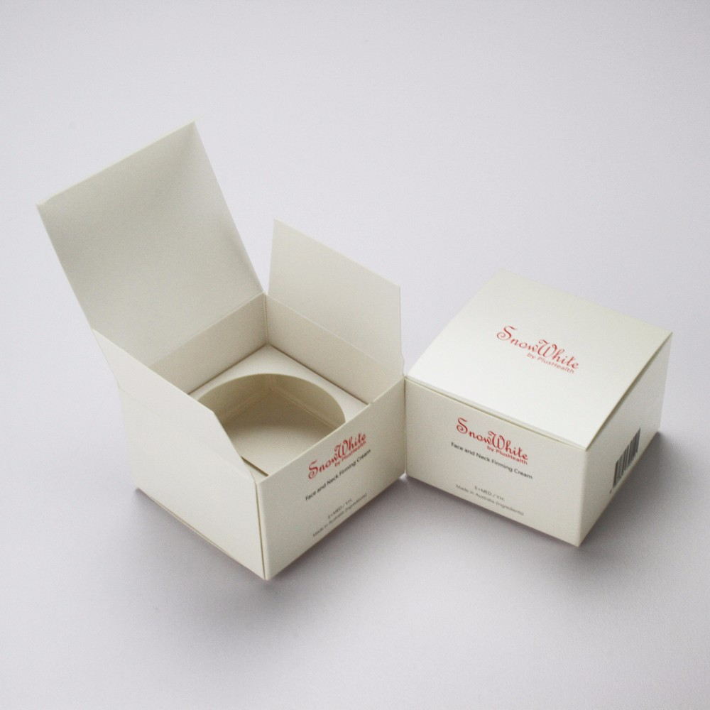 Custom High Quality Cosmetic Packaging Paper Boxes With