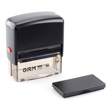 Self inking stamp GRM 40 Office