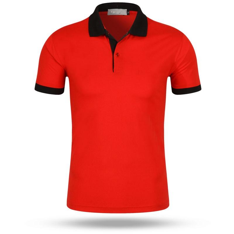 Custom logo jersey polo shirt design buy custom polo for Custom company polo shirts