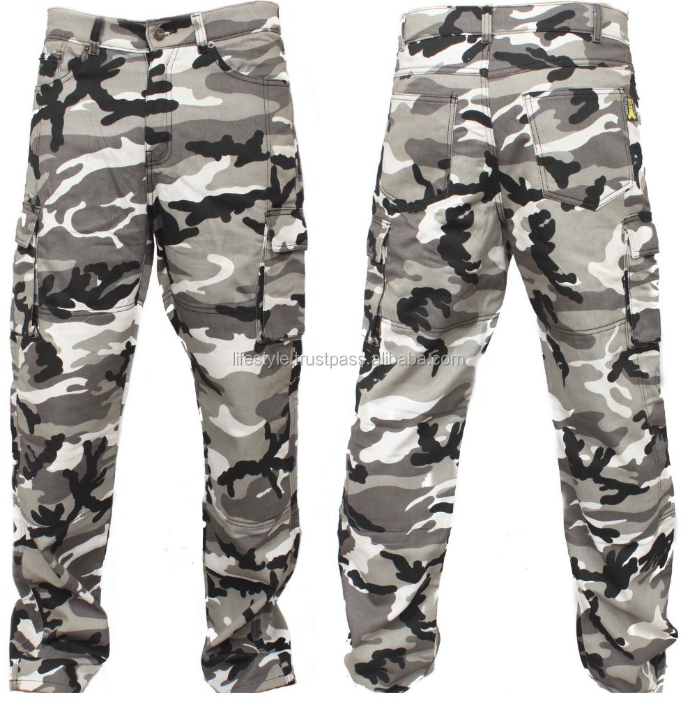Suit up for a day in the field with performance camo hunting pants. It takes the right gear to bring home your prey. So select your essentials, like all-over camo .