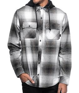new fashion Man casual checks flannel shirts