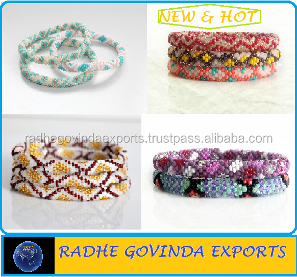 Exclusive Hot Nepal Roll Bracelets Whole On Alibaba Anese Seed